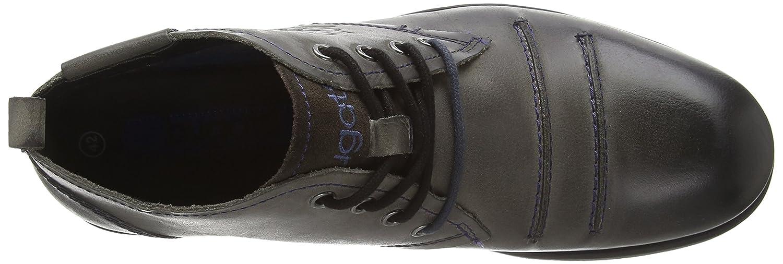 Bugatti D19898 (D'grau Herren Kurzschaft Stiefel Grau (D'grau D19898 145) cbf998