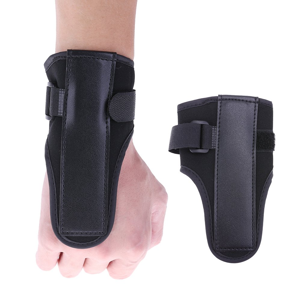 Deway Golf Wrist Brace Band Swing Training Correct Cocking Aid Support Tool