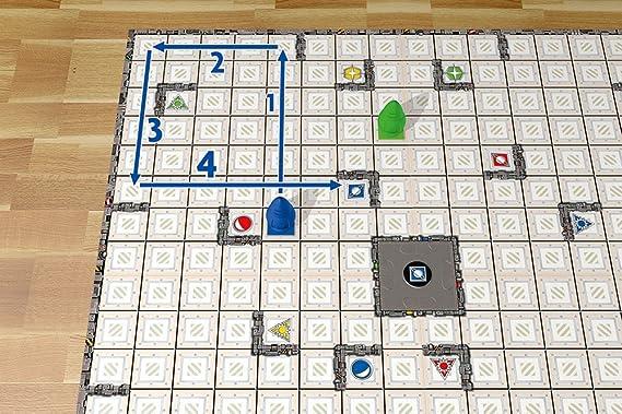 Abacusspiele - Juego de Mesa (Contenido en alemán e inglés): Amazon.es: Juguetes y juegos