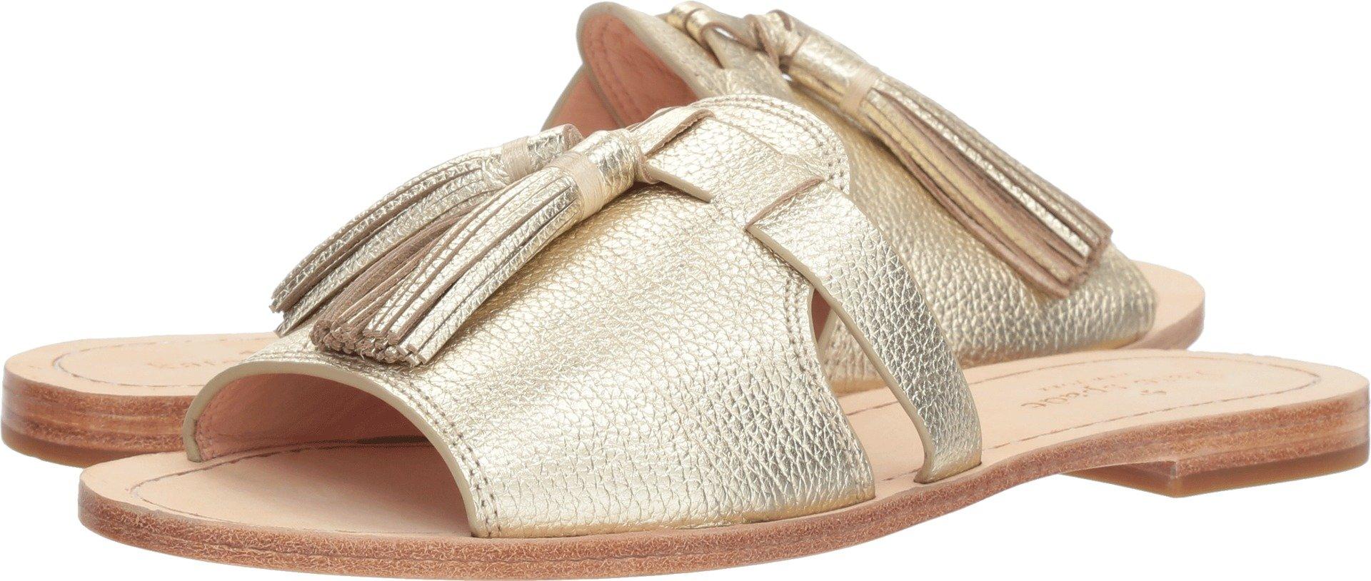 Kate Spade New York Women's Coby Slide Sandal, Gold, 8 M US