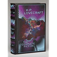 H.P. Lovecraft (Barnes & Noble Omnibus Leatherbound Classics): The Complete Fiction