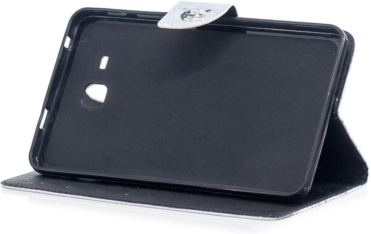 SM-T280 // T285 Blauer Hund XTstore H/ülle f/ür Samsung Galaxy Tab A6 7.0 PU Leder Tasche Flip Case Cover Schutzh/ülle Schale Etui mit Standfunktion f/ür Samsung Galaxy Tab A 7 Zoll