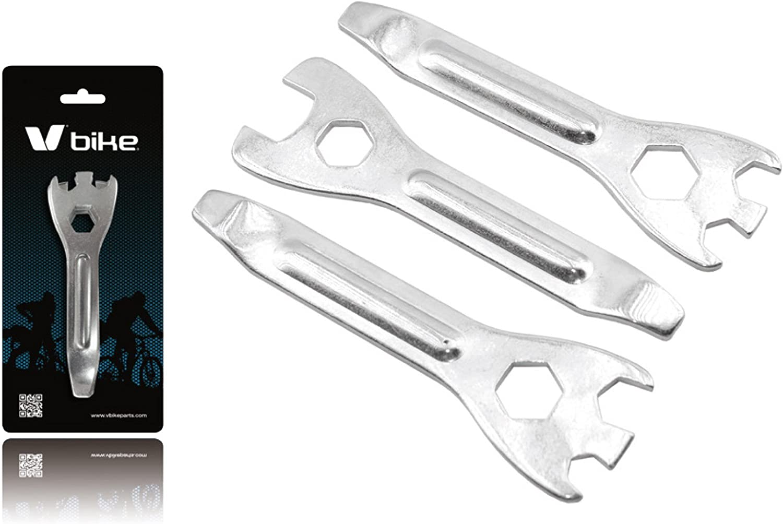 VICMA - 24 : Juego de 3 llaves y desmontables herramienta bici ...