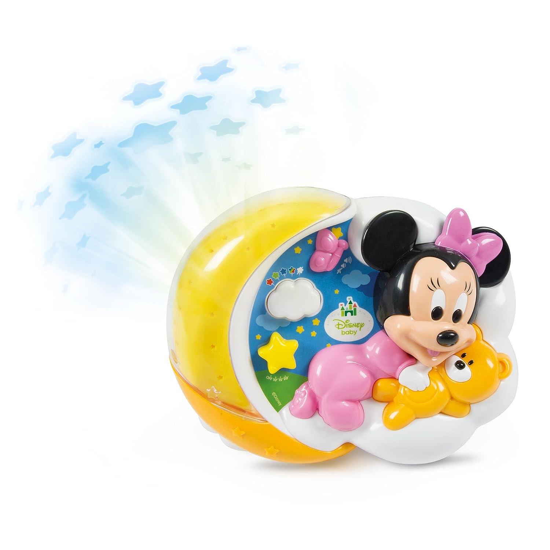 Clementoni - 17126 - Projecteur Baby Minnie - Disney - Premier age