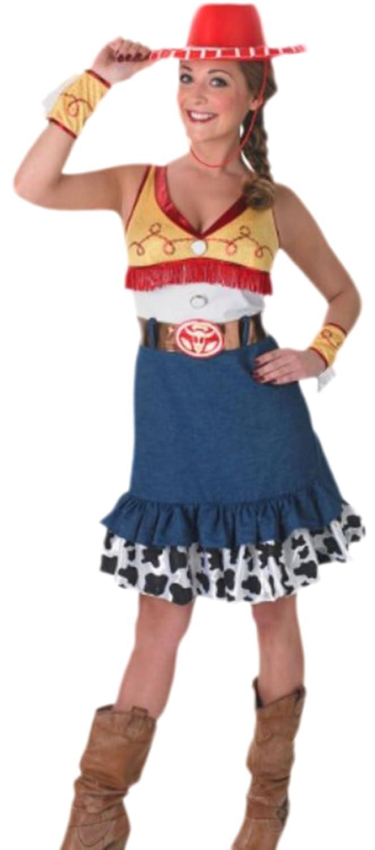 Fancy Ole - Damen Frauen Cowgirl Wild Wild West West West Kostüm , L, Mehrfarbig fa426f