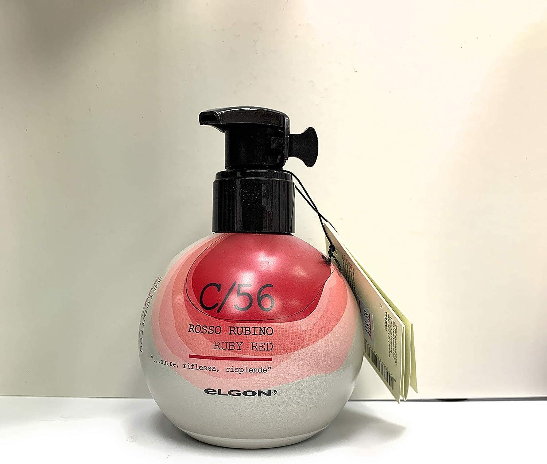 Elgon Haircolor I Care C/56 Rojo Rubí 200 ml: Amazon.es: Belleza