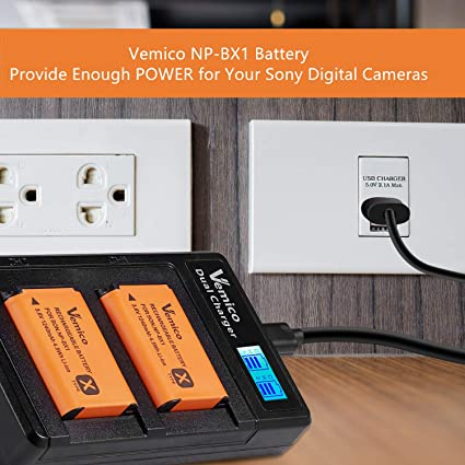 Vemico SON.NP-BX1 Battery product image 8