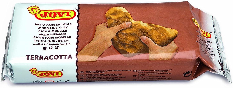 Pasta para modelar, Color Terracotta