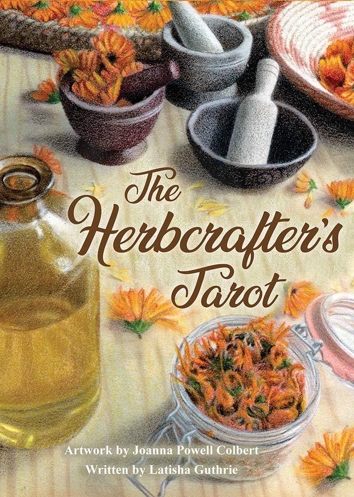 The Herbcrafter's Tarot: Amazon.co.uk: Guthrie, Latisha, Colbert, Joanna  Powell: 9781572819726: Books