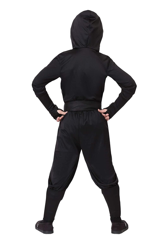 Amazon.com: Child Stealth Shinobi Ninja Costume: Clothing