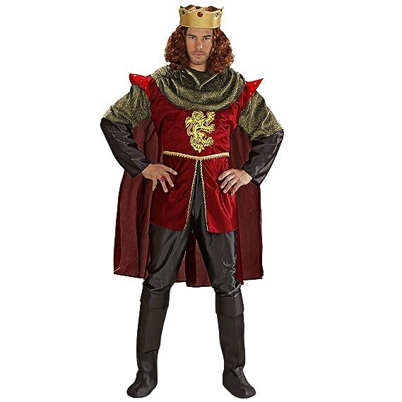 Royal Knight Adulto Disfraz para hombre (Medieval): Amazon.es ...