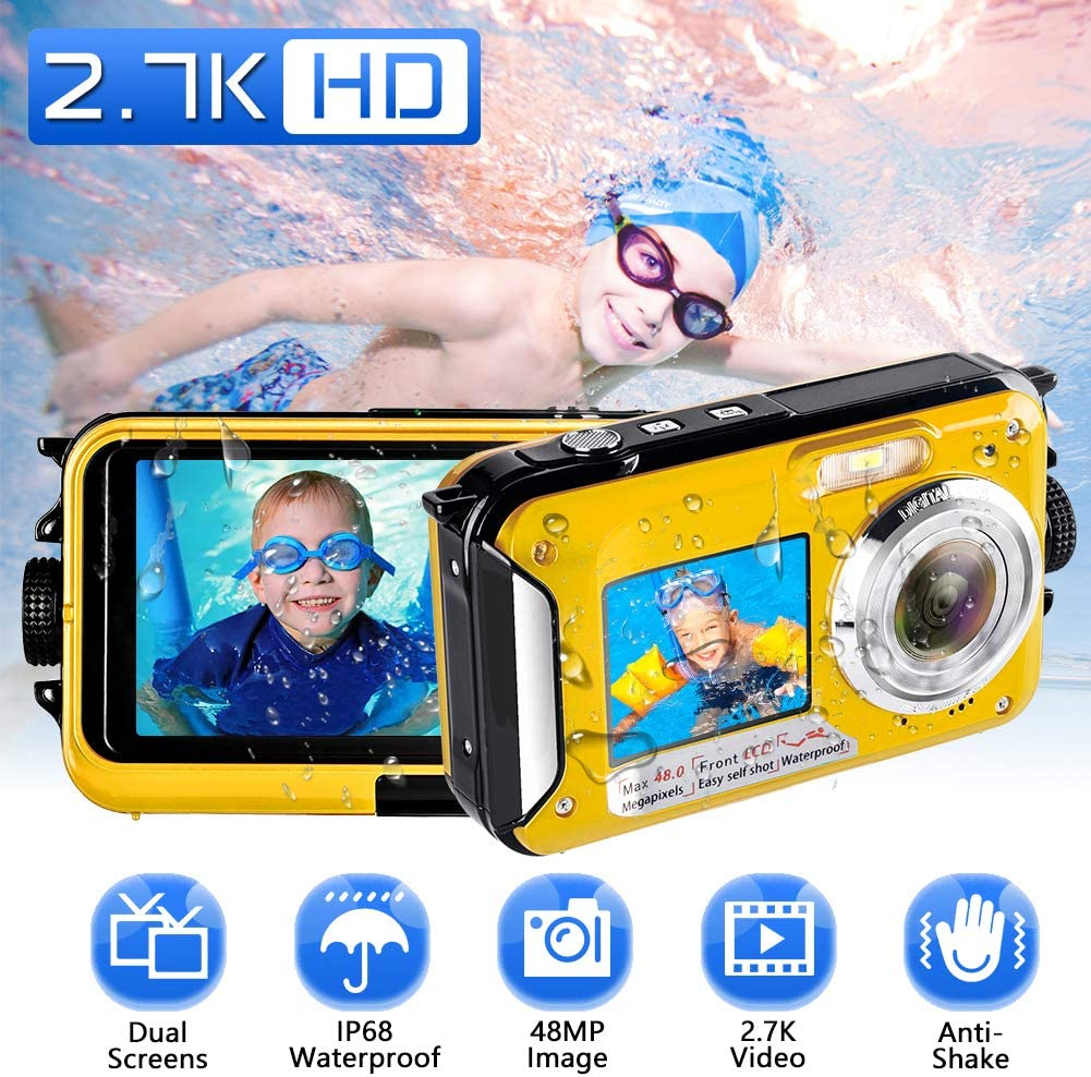 Favorit Unterwasserkamera Kinder
