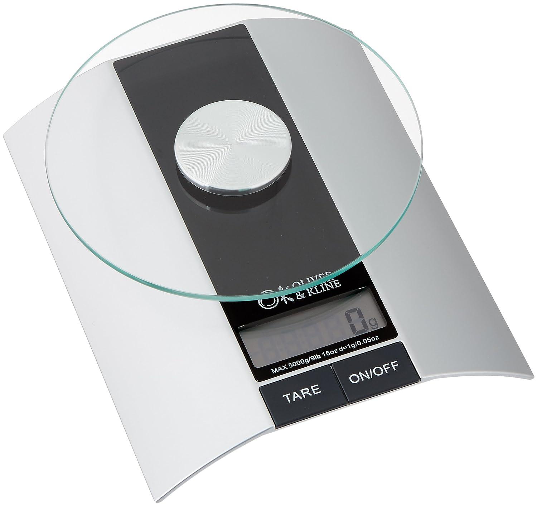 Amazon.com: Best Kitchen Food Scale - 9lb 15oz Weight Limit (5kg ...