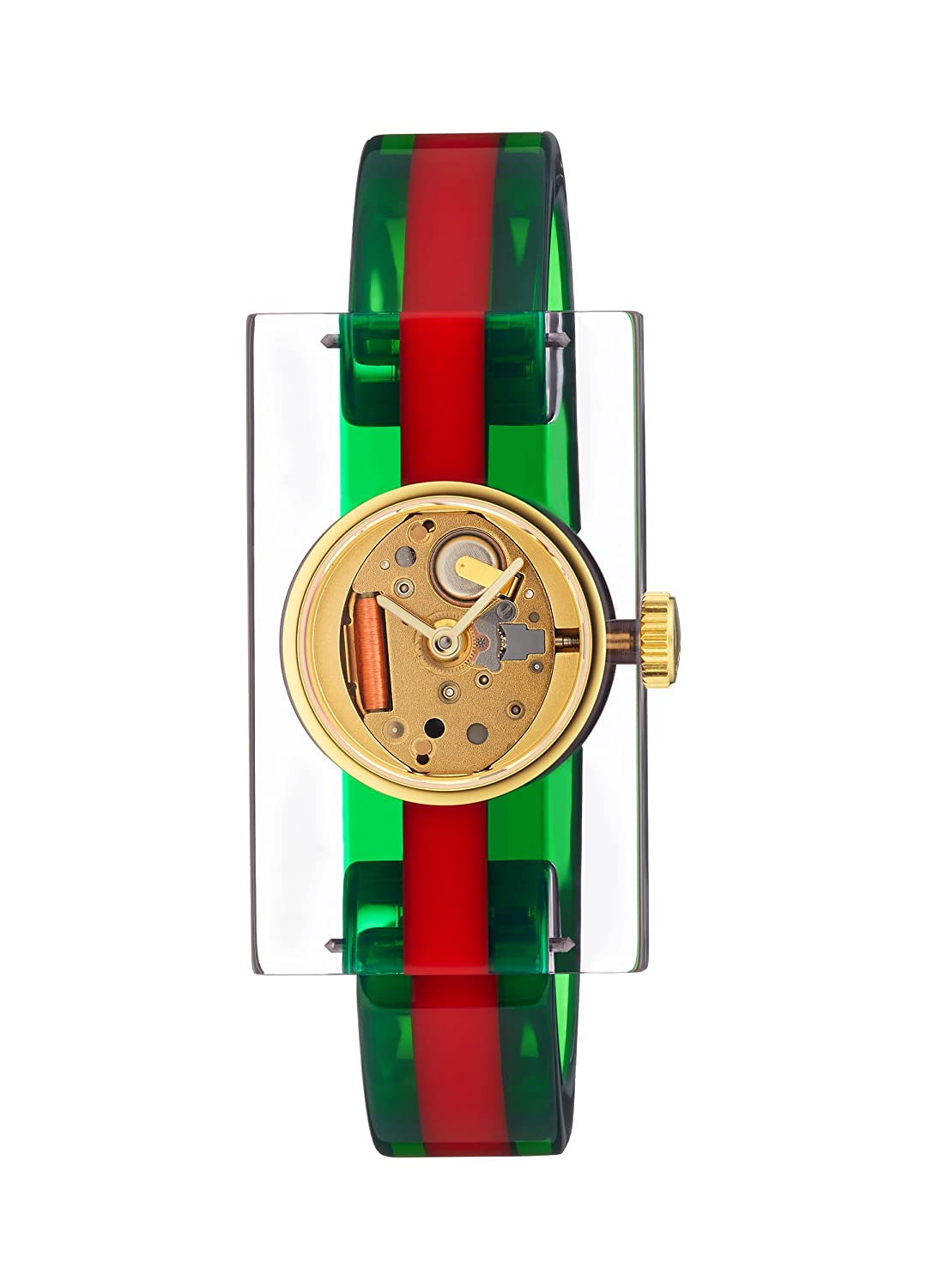 10506ec87f5 Gucci - Women s Watch YA143503  ALESSANDRO MICHELE  Amazon.co.uk  Watches