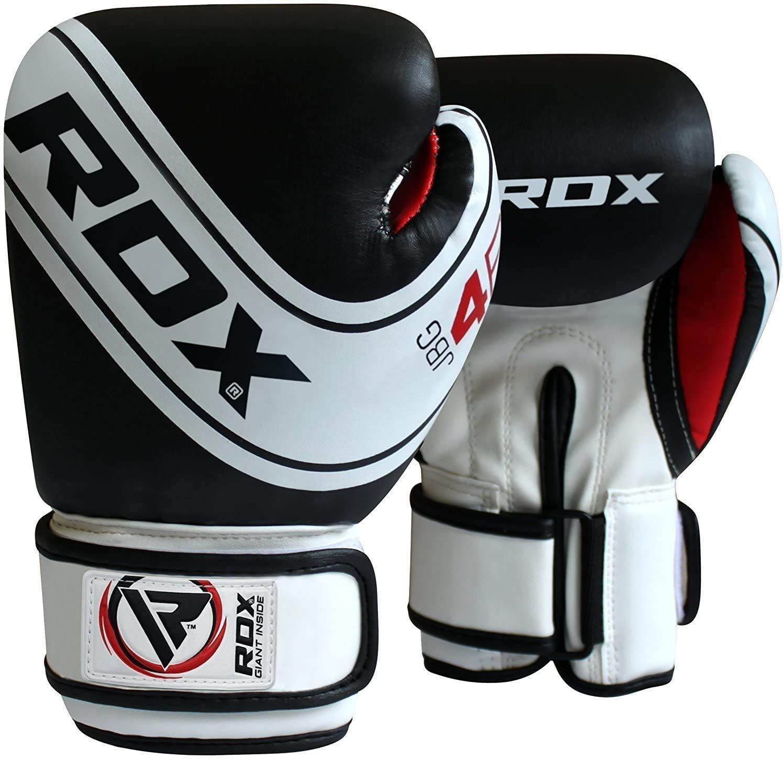 MEHRWEG RDX Kinder Boxsack Set Gef/üllt Kickboxen MMA Kampfsport Muay Thai Boxen mit Kette Training Handschuhe Kampfsport Schwer Junior 2FT Punching Bag