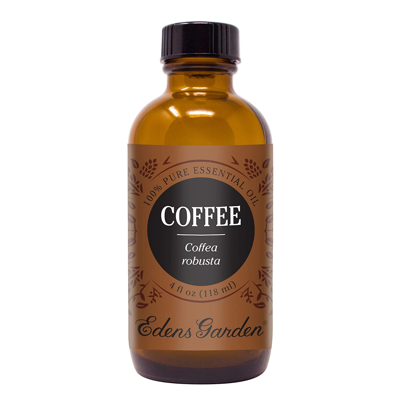 Amazon.com : Coffee Essential Oil (100% Pure, Undiluted Therapeutic ...