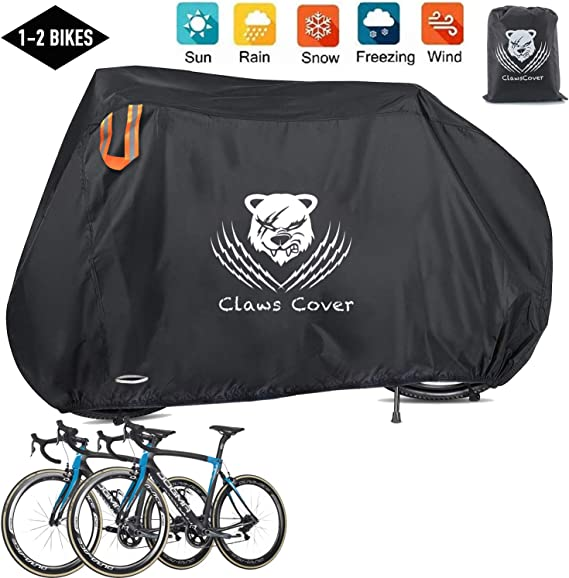 Waterproof Bicycle Cover BMX Road Racing Mountain Bikes Dust Resistant KBK1B