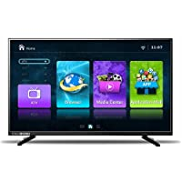Noble Skiodo 80 cm (32 inches) SMT32MS01 HD Ready LED Smart TV (Black)