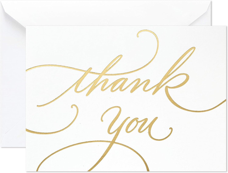 Christmas Bridal Shower Thank You Card Christmas Engagement Thank You Printed Thank You Card Gold Frame Geometric Gold Christmas Floral