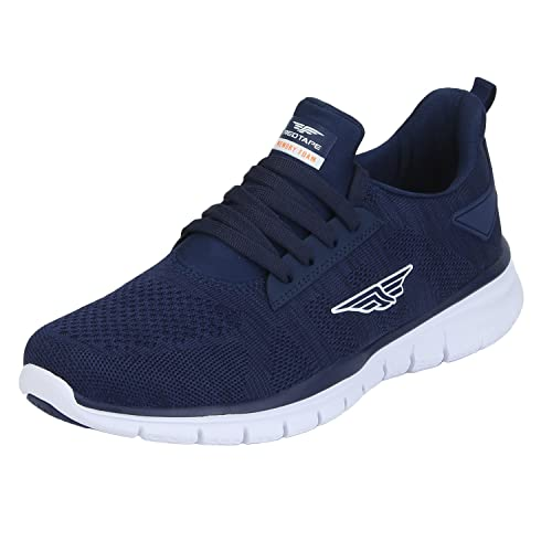 1ad91a194c4 Red Tape Men s Blue Running Shoes - 12 UK India (46 EU)(RSC0414 ...