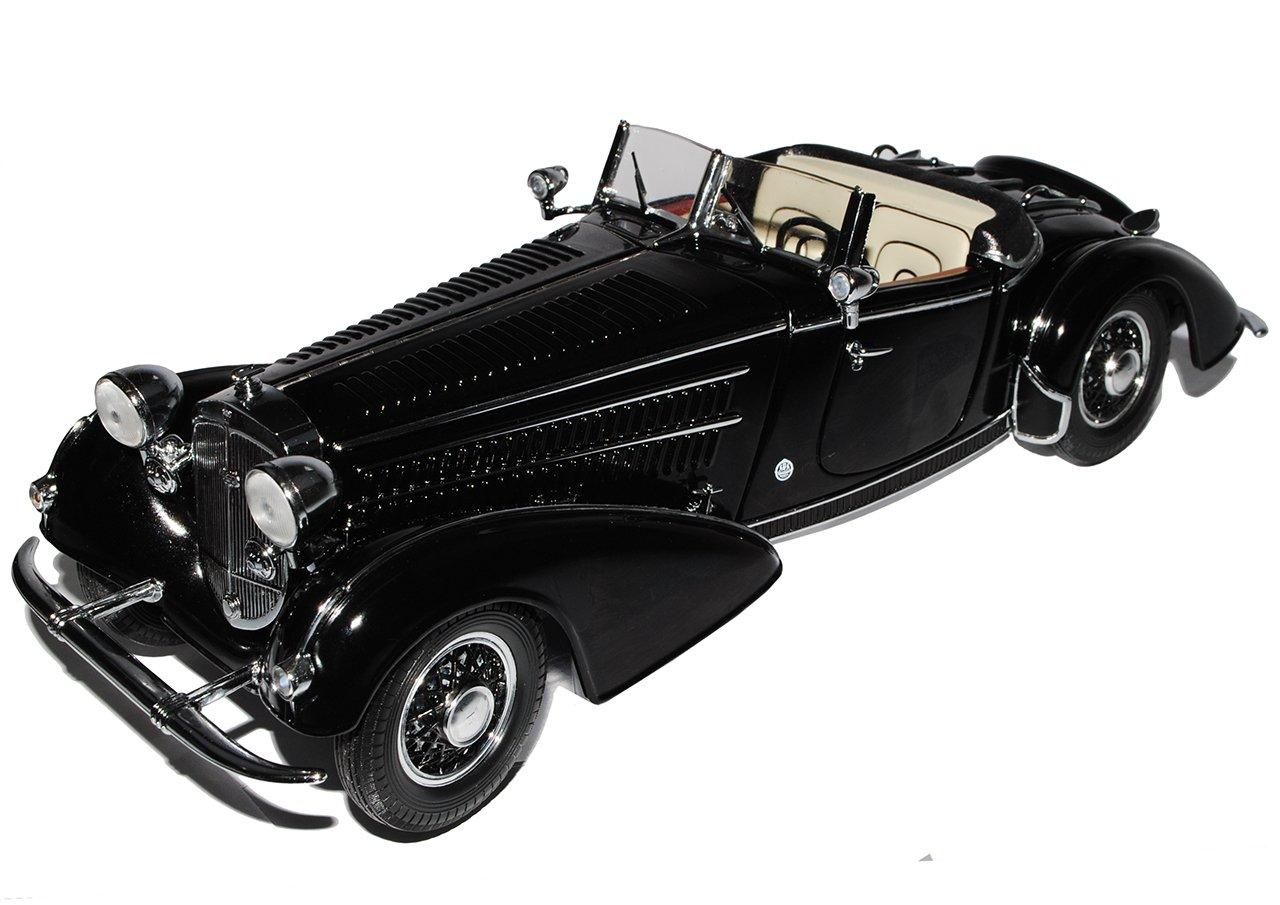 Horch 1939 855 Roadster Schwarz Schwarz 1/18 Sun Star Sunstar Sunstar Sunstar Modellauto Modell Auto bd33df