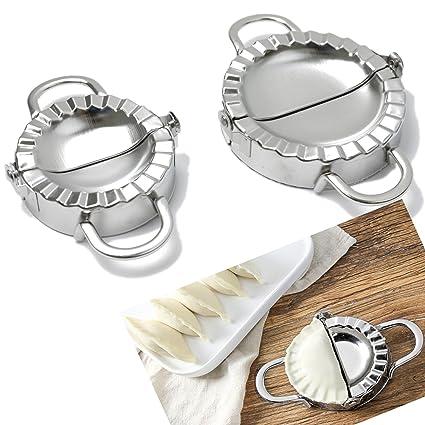 Amazon.com  LoveDeal Stainless Steel Dumpling Maker 6dfbc9933212