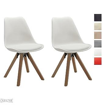 Esszimmerstühle stuhl esszimmerstühle küchenstühle 2 er set in weiss küchenstuhl