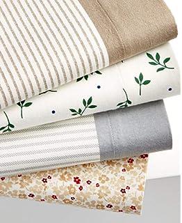 Martha stewart flannel bedding