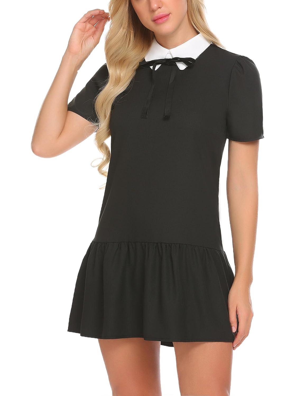 281bee9753 Top 10 wholesale Peter Pan Collar Christmas Dress - Chinabrands.com