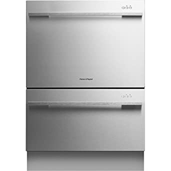 Fisher Paykel DD24DDFTX7 DishDrawer Tall 24u0026quot; Stainless Steel  Semi Integrated Dishwasher   Energy Star