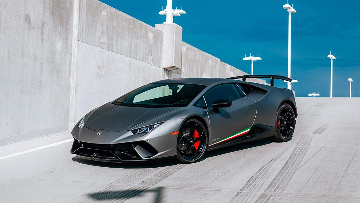 Amazon.com Lamborghini Huracan Performante Car Poster Print
