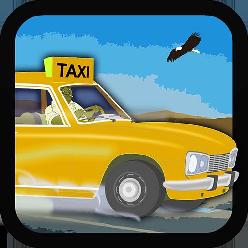 (Mad Max Desert Cab Extreme)