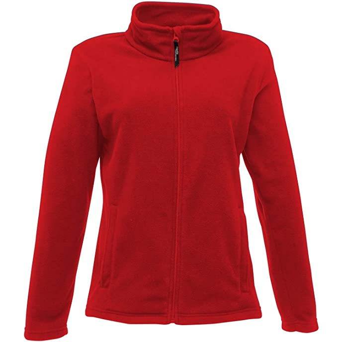 Regatta Women's Full-Zip Micro Fleece Jacket: Amazon.co.uk: Clothing