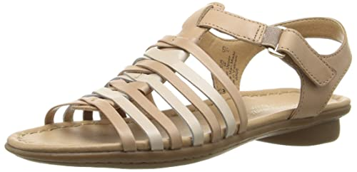 cb64f458caf9 Naturalizer Womens Wade Huarache Sandal  Amazon.ca  Shoes   Handbags