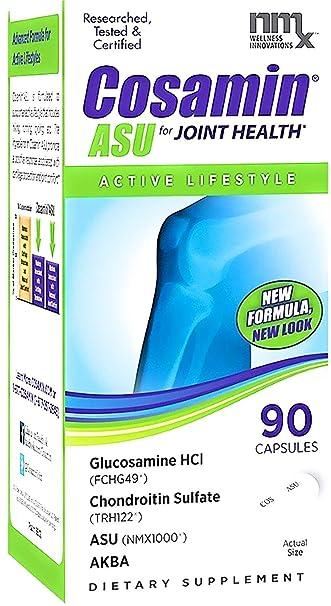 Amazon.com: Cosamin ASU conjunta de salud Suplemento 180 ...