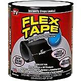 "Epyz Original Flex Seal Flex Tape, Super Strong Adhesive - Black (Size - 4"" X 5'), Original Product"