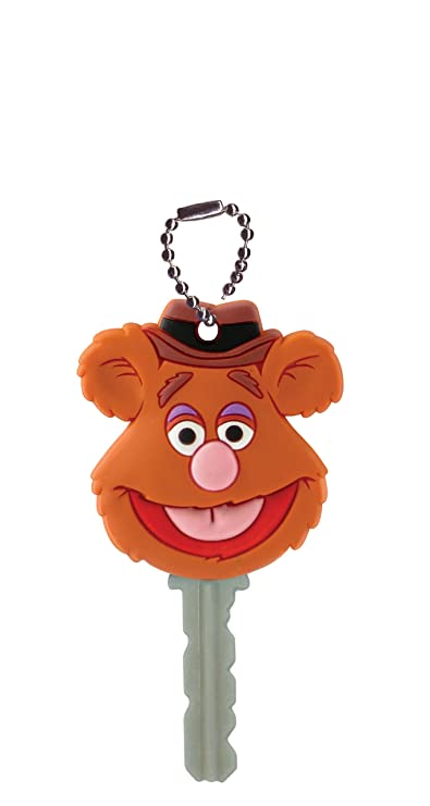 Amazon.com: Disney Muppets oso Laser Cut Llavero: Toys & Games