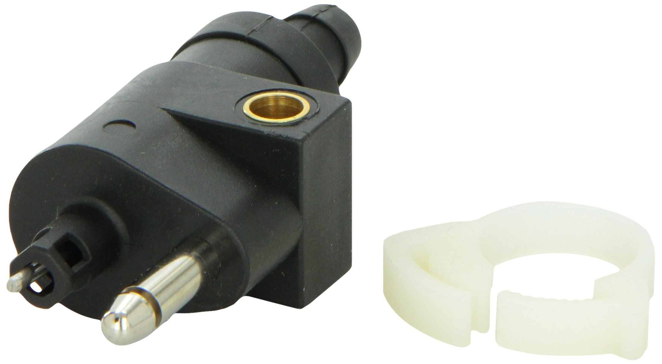 Sierra International 18-80412 5/16'' Male Marine Fuel Connector for Mercury and Mariner Outboard Motor