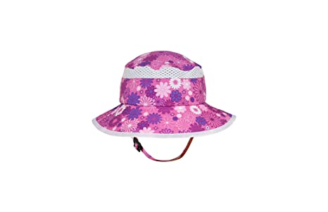 6909c62a9ba Image Unavailable. Image not available for. Color  Sunday Afternoons Kid s  Chin Strap Fun Bucket Sun Hat ...