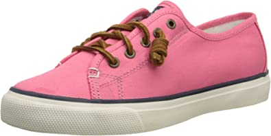 Amazon.com | Sperry Top-Sider Women's Seacoast Canvas Fashion ...