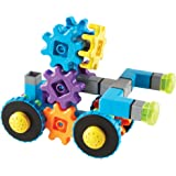 Learning Resources Gears! Gears! Gears! Rover Gears, 43 Pieces