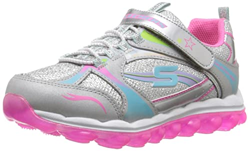 Skechers Bambina Skech Air-Bubble BEATZ Scarpe Sportive ...
