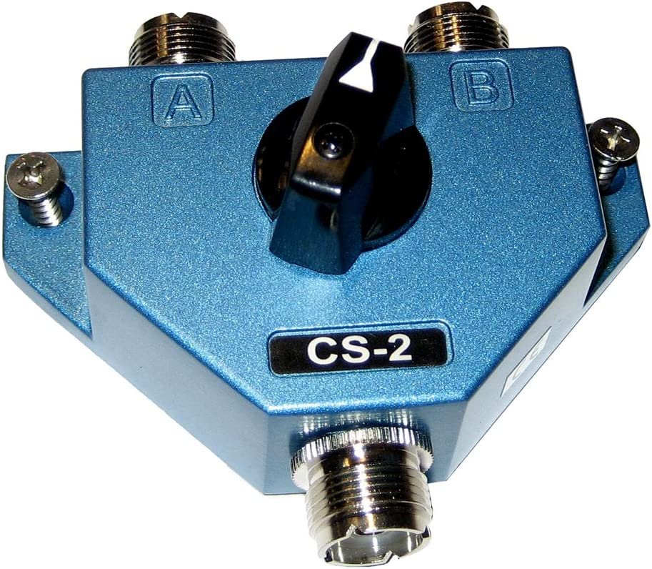 Shakespeare 2 Way Coaxial Switch