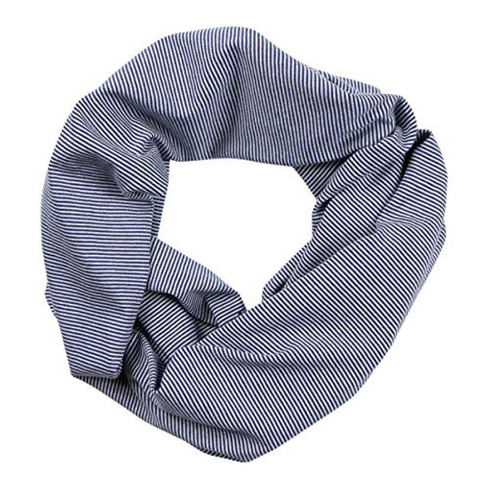 WensLTD Gift Clearance! Women Loop Scarf Infinity Wrap Hidden Zipper Pocket Warm Travel Couple Scarves (A) by WensLTD (Image #2)