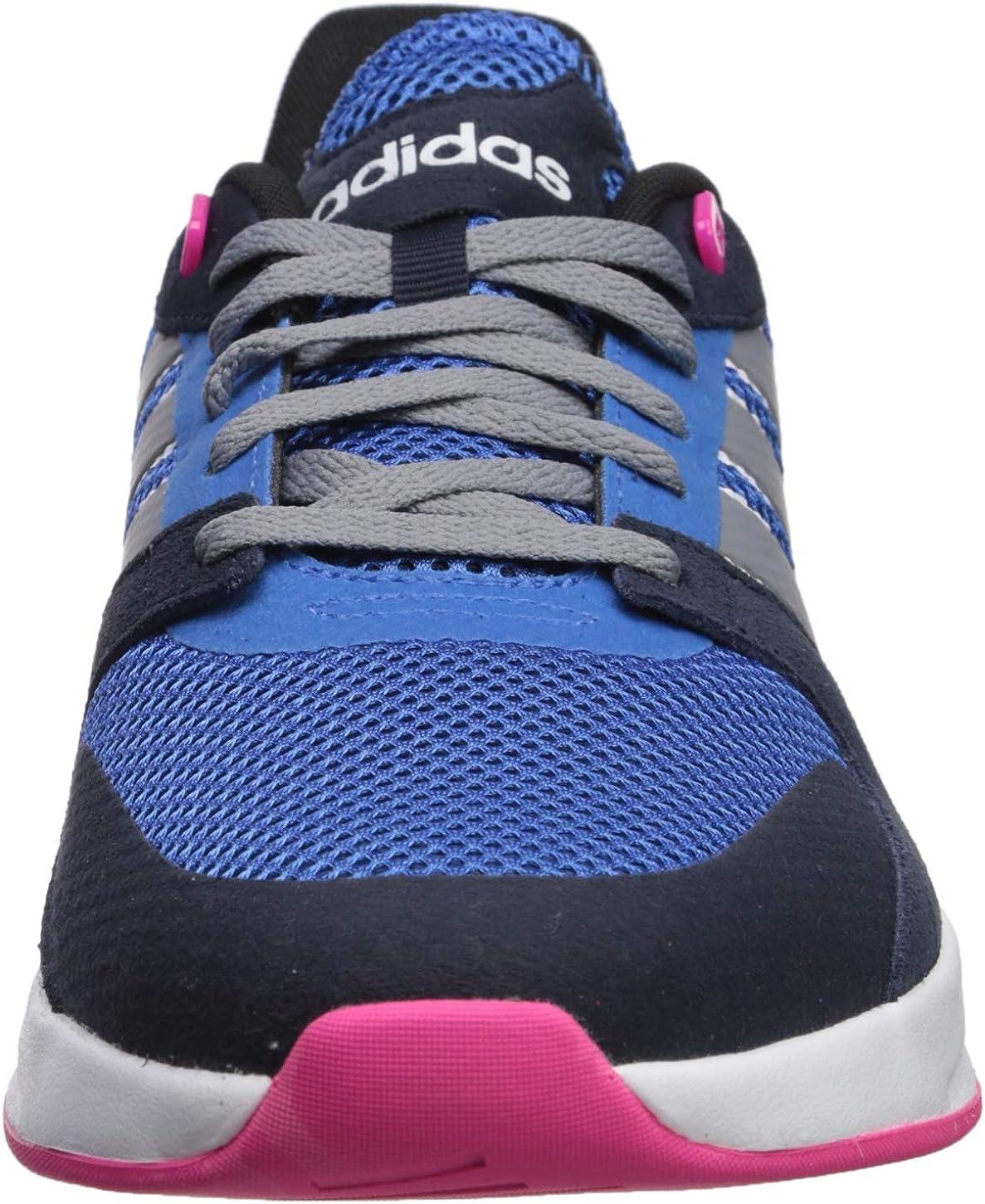 Adidas Run 90s Cloudfoam Chaussures de course pour femme True Blue Grey White