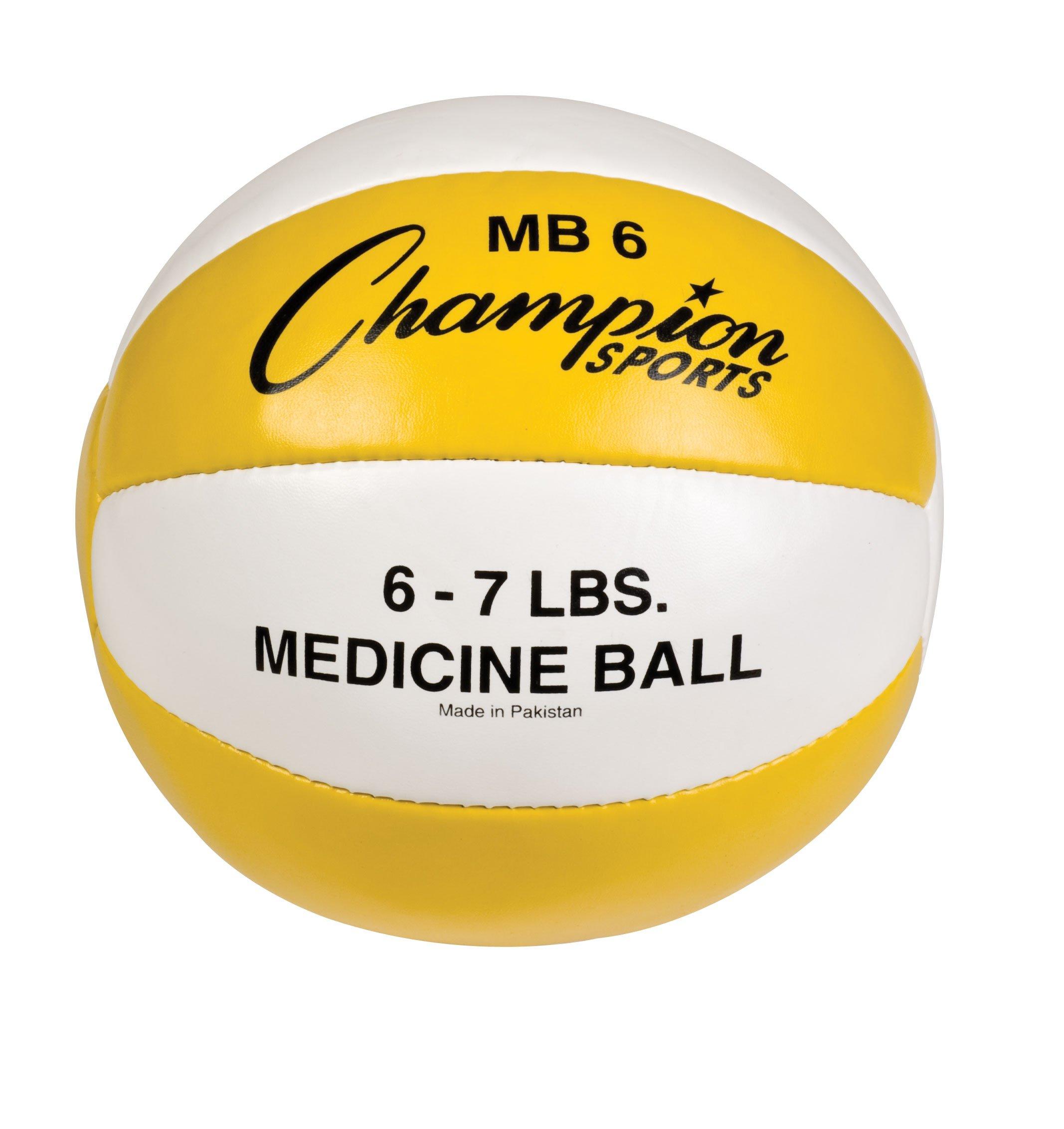 Champion Sports Exercise Medicine Balls, 8