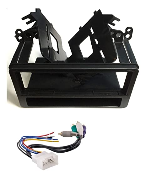 71XMKlKp3WL._SY587_ amazon com asc audio car stereo radio dash kit and wire harness 2004 Ford Explorer Stereo Wire Harness at alyssarenee.co