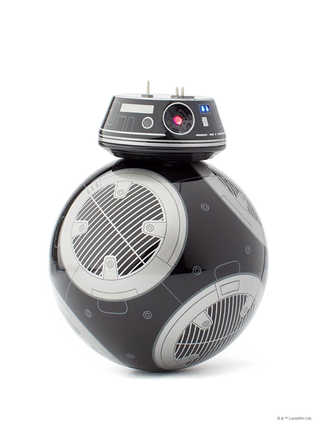 Sphero Star Wars BB9E - Appgesteuerter Droide und Augmented Reality Trainer