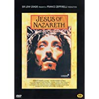 Jesus of Nazareth (1977) Robert Powell, Olivia Hussey, Claudia Cardinale[All Region, Import]