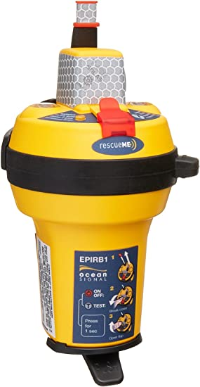 Ocean Signal Rescue Me epirb1 – epi3120 – programado para registro de Reino Unido